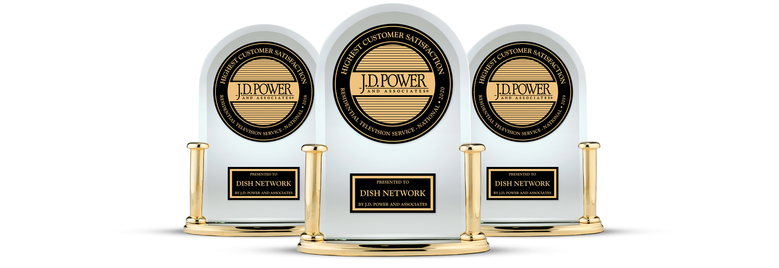 DISH Customer Satisfaction - Ranked #1 by JD Power - Central Illinois Dish Pro in Jacksonville, Illinois - DISH Authorized Retailer